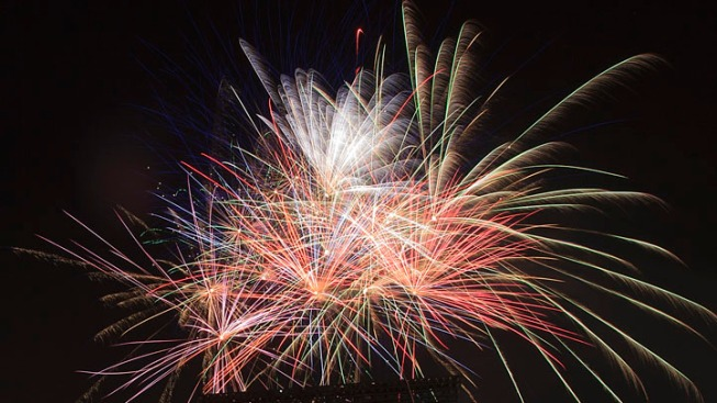 Clinton Police Remind Residents of Fireworks Safety