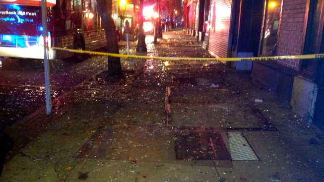 Mass. Gas Explosion Injures 18, Levels Strip Club