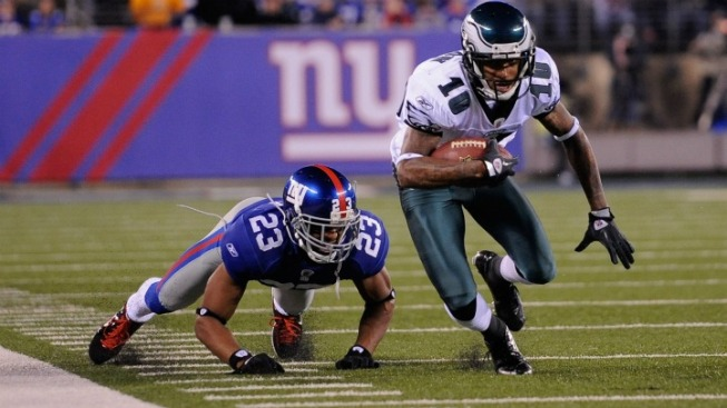 Pressure's Mounting on the Giants