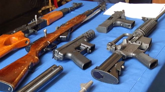 Stamford Gun Buy-Back Includes Video Game Collection