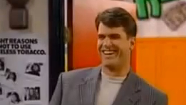 "Niners Coach's ""Saved by the Bell"" Cameo Resurfaces"