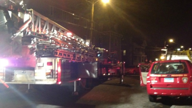 Nearly 50  People Displaced by Hartford Fire