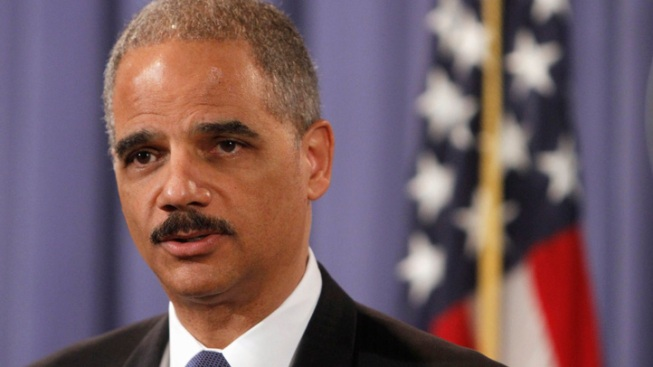 Holder to Meet With First Responders in Newtown