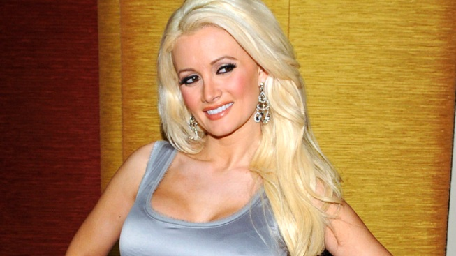 Las Vegas Burlesque Star Holly Madison Pregnant