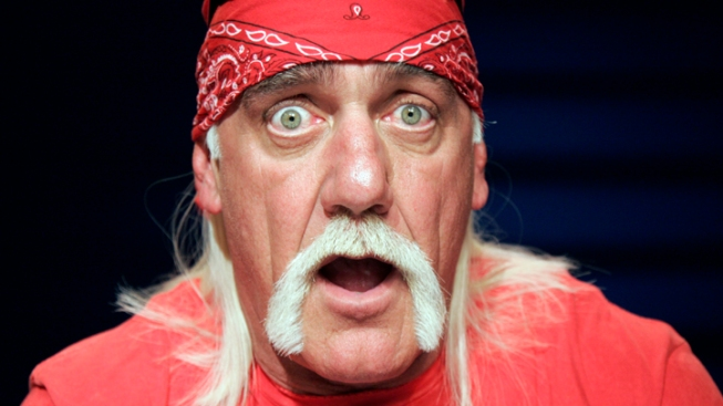Hulk Hogan Suing Ex Over Gay Claims