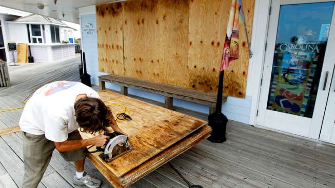 Preparing Your Home for Irene