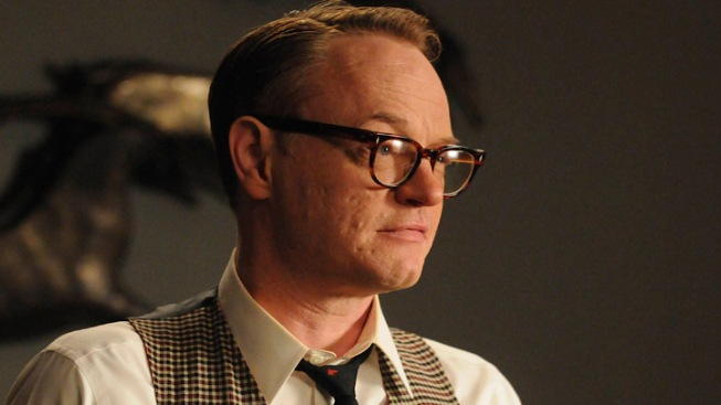 """Mad Men"" Season Five Memories: Jared Harris Won't Leave You Hanging"