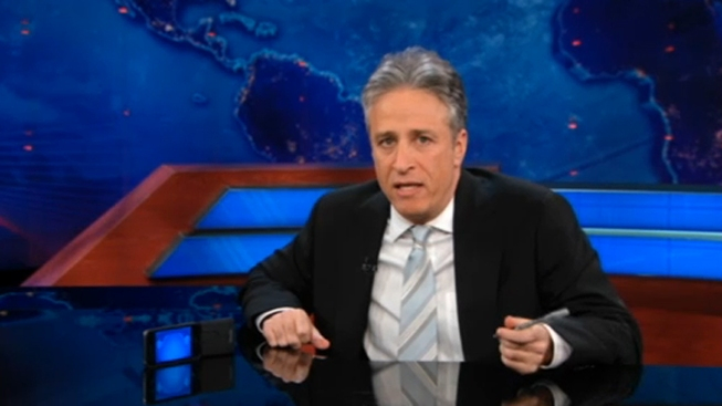 "Jon Stewart: ""Romney's Election is Fox's Job"""