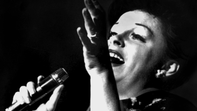 Famous Judy Garland Concert to Play in Theaters