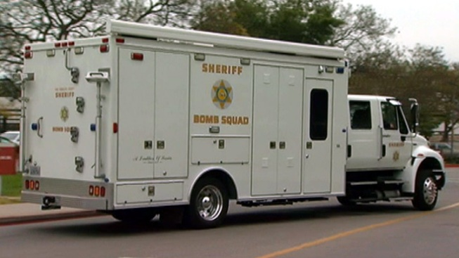 Bomb Squad Responds After Man Brings Grenade to VA Medical Center