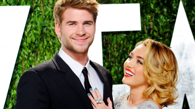 Miley Cyrus and Liam Hemsworth Are Engaged