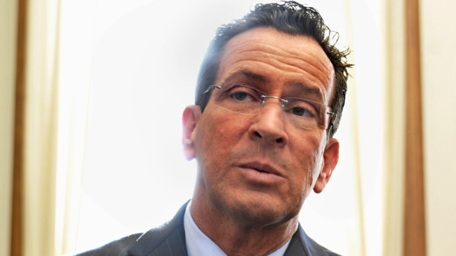 Malloy Honored in Washington for Housing Efforts
