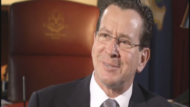 Gov. Malloy Running in Scrooge's Scramble