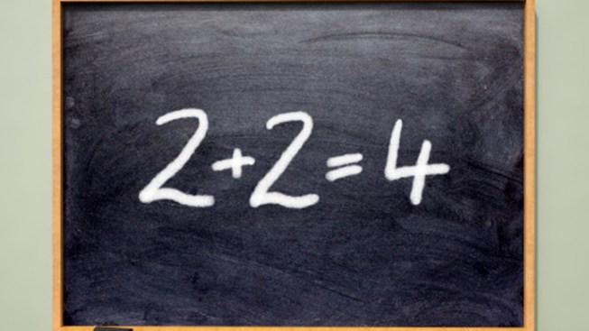 Brain Scans Show Math Can Hurt