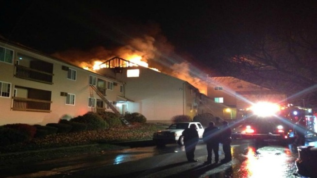 Cigarette Led to 2-Alarm Meriden Apartment Fire: Officials
