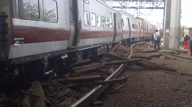 Track Inspection Found Problems Before Train Crash