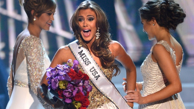 Miss Connecticut wins Miss USA Contest in Vegas