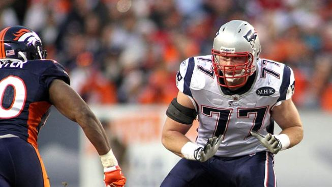 Pats Looking for Left Tackle to Step Up