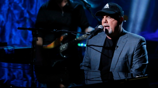 Billy Joel's Big Shot