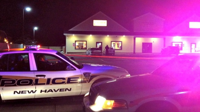 Police Charge Teen With New Haven Homicide