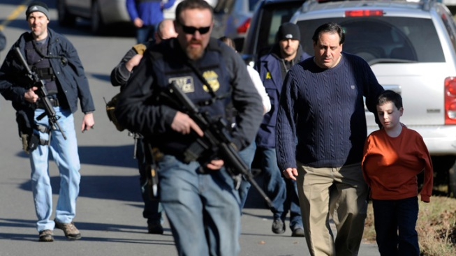 Sandy Hook Shooter Kept Spreadsheet on Mass Killings: Report