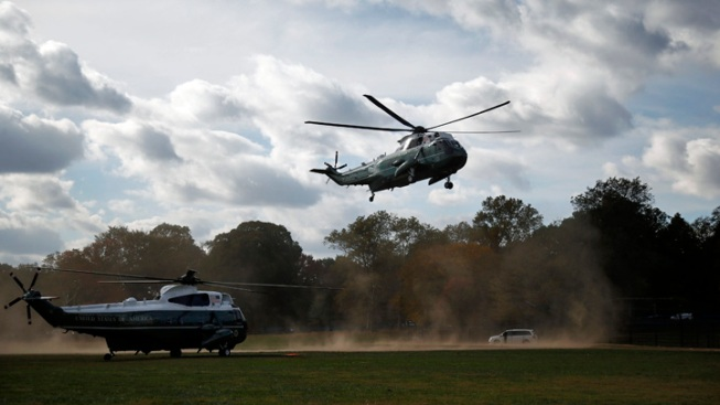 Sikorsky to Build Presidential Helicopter Fleet
