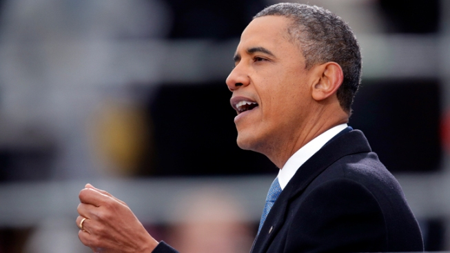 President Obama Mentions Newtown in Inauguration Speech