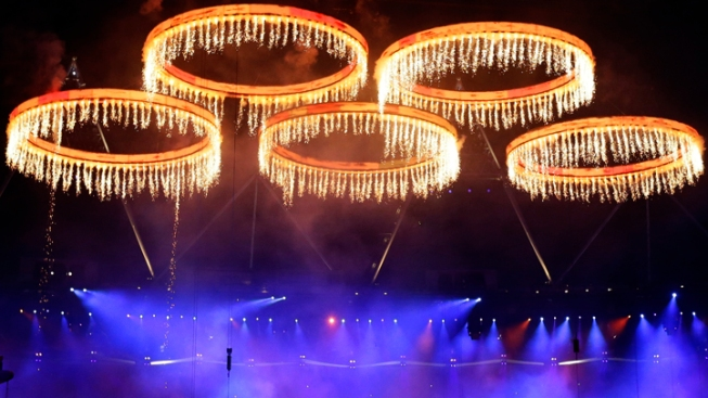 NBC Sets Olympic Opening Ceremony Viewing Record