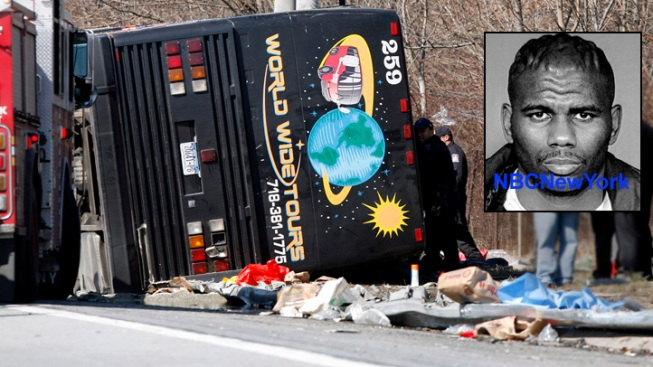 Bus Traveling Up to 78 MPH Before Crash: NTSB