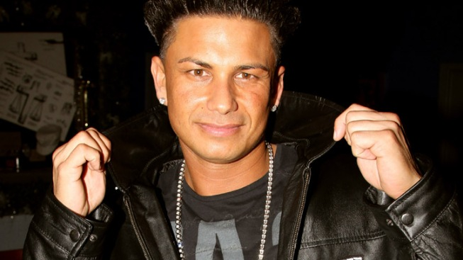 Pauly D Fist-Pumping at Foxwoods
