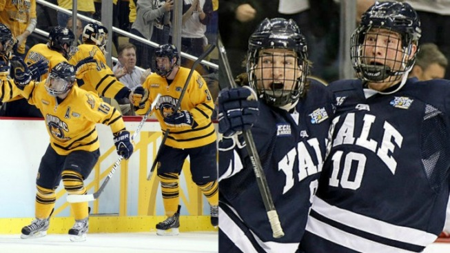 Quinnipiac, Yale to Meet for National Championship