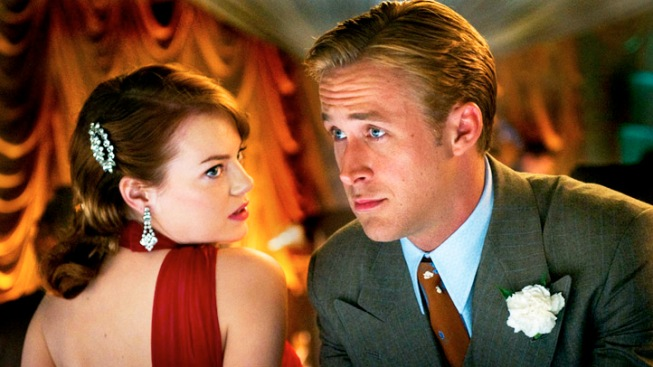 "Ryan Gosling and Emma Stone Steam Up New ""Gangster Squad"" Trailer"
