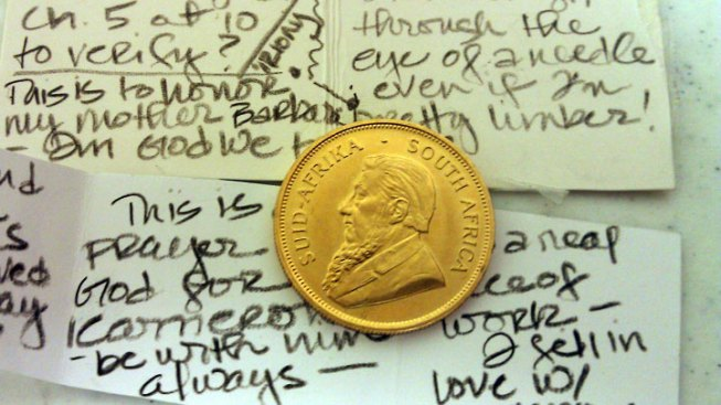 Gold Coin Found in Indiana Salvation Army Kettle