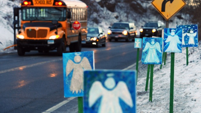 Charity Distributing Funds to Sandy Hook Victims' Families