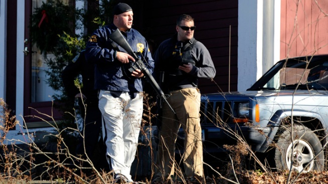 Judge Allows Blacking Out Some Information from Newtown Warrants
