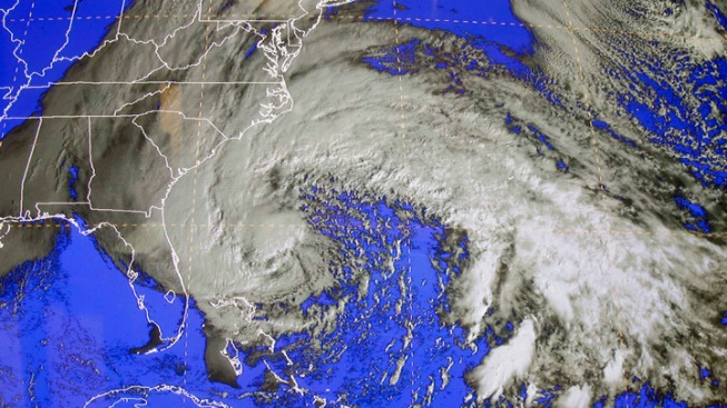Weather Service Faulted for Sandy Storm Surge Warnings
