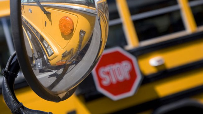Driver  Injured in Collision With School Bus in Southington