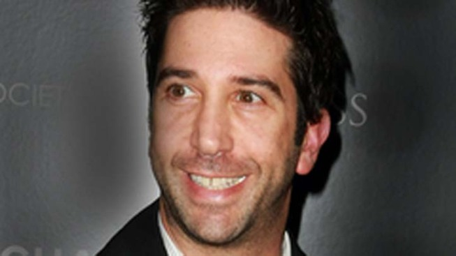 David Schwimmer, Wife Welcome Baby Girl