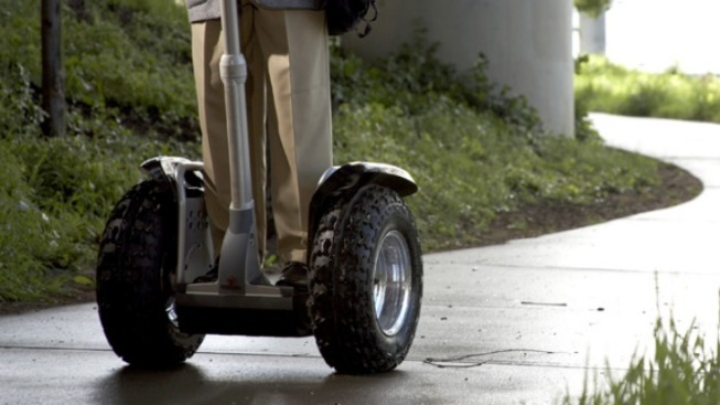 Man Awarded $10M for Segway Accident