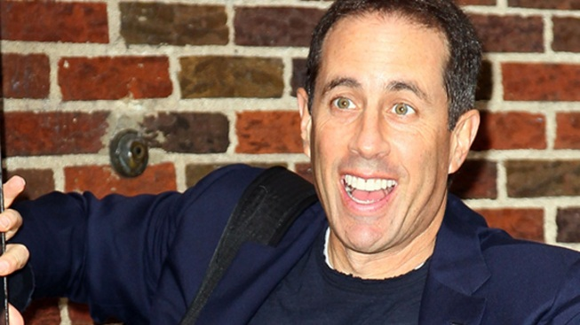 Jerry Seinfeld to Perform at Palace Theatre