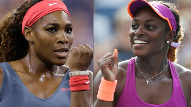 Williams, Stephens to Play in 4th Round at U.S. Open