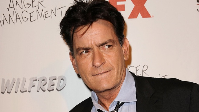 Sheen Supports Sons' Removal From Ex-Wife's Care