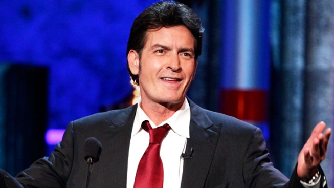 "Charlie Sheen: ""I'm Done"" After ""Anger Management"""