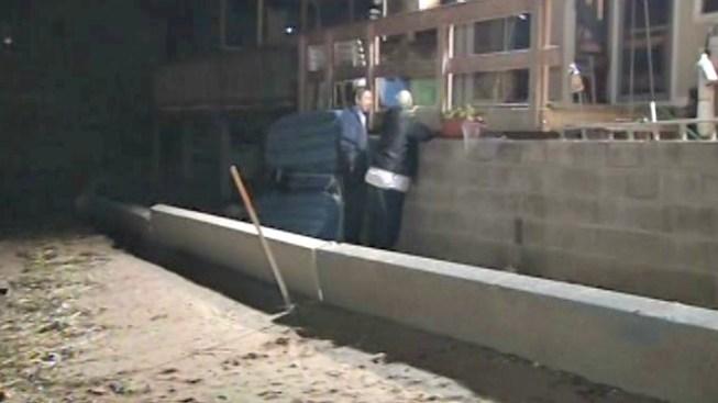Residents Brace for Hurricane Sandy