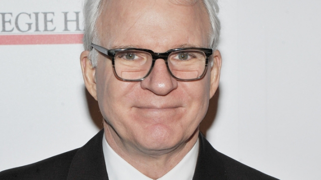 Steve Martin Gets Last Laugh