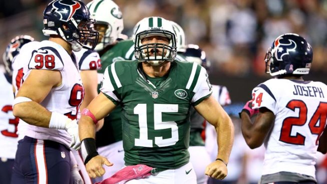 Belichick Talks Tebow; Jets Try to Stop Brady