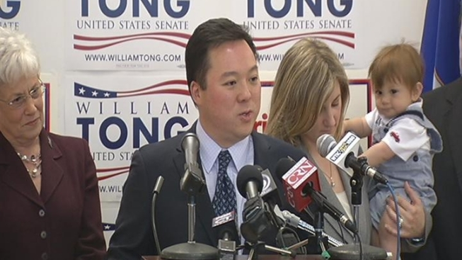 Tong Running for Mayor of Stamford