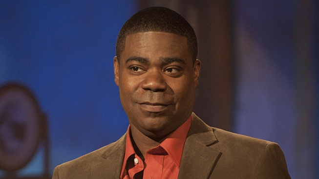Tracy Morgan Reprises Gay Rant, But This Time It's Fiction