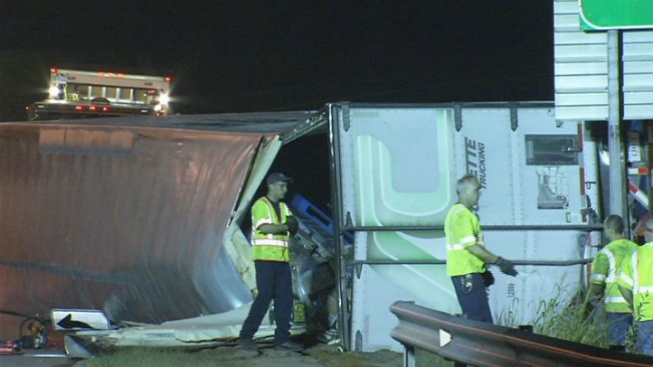 I-84 West Exit Ramp Reopens