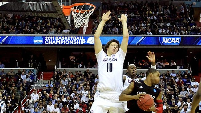 Tyler Olander Reinstated to UConn Men's Basketball Team